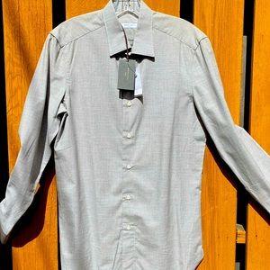 "NWT ""BOGLIOLI"" MILANO Button Up Shirt Dress Shirt"